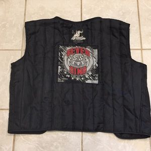 Speed strength Removable insulated vest size L